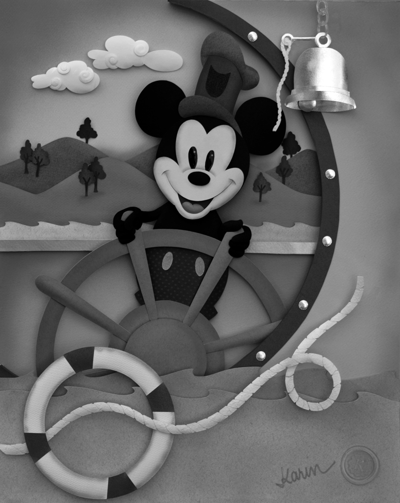 Karin Arruda - Steamboat Willie